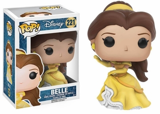 Pop Disney: Beauty & The Beast - Belle