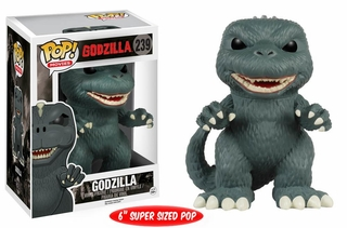 "Pop Movies: Godzilla 6"" Pop!"