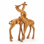 Romantic Giraffe Figurines