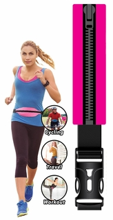 Running And Workout  Belt - Pink