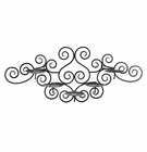 Scrollwork Wall Mounted Candle Holder