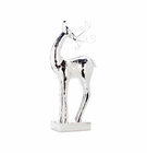 Silver Dasher  Statue Xl