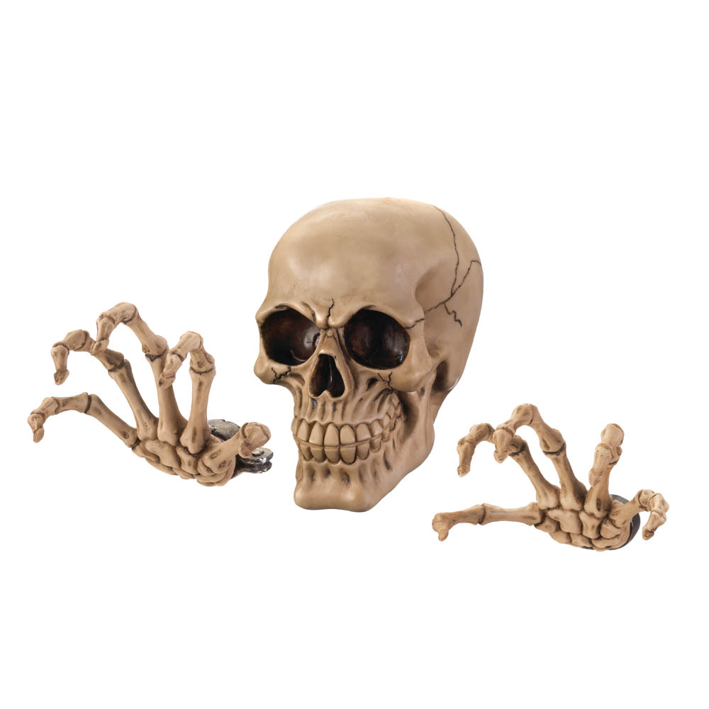 Skeleton wall decor set wholesale at koehler home decor - Sullivans wholesale home decor set ...