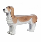 Small Basset Hound Doggy Bench