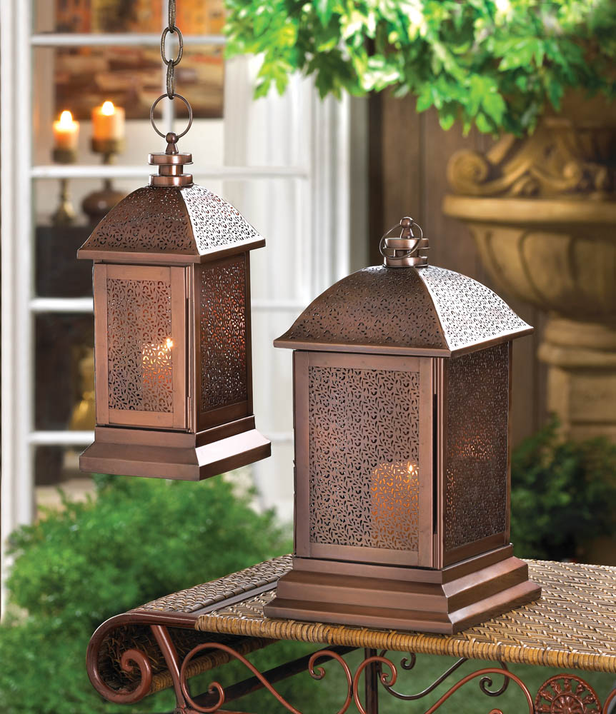 Peregrine small lantern wholesale at koehler home decor for Koehler home decor