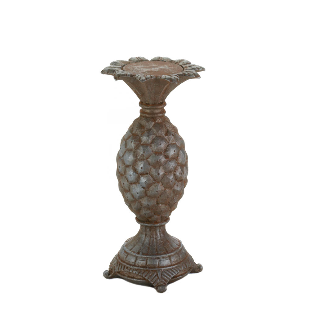 Home Decor Unique Jewelry Hand Crafted Gifts Candles In: Small Pineapple Candleholder Wholesale At Koehler Home Decor