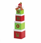 """""""Snow"""" Holiday Gift Boxes"""