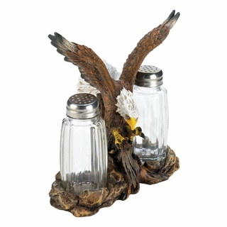 Soaring Eagle Salt & Pepper Set