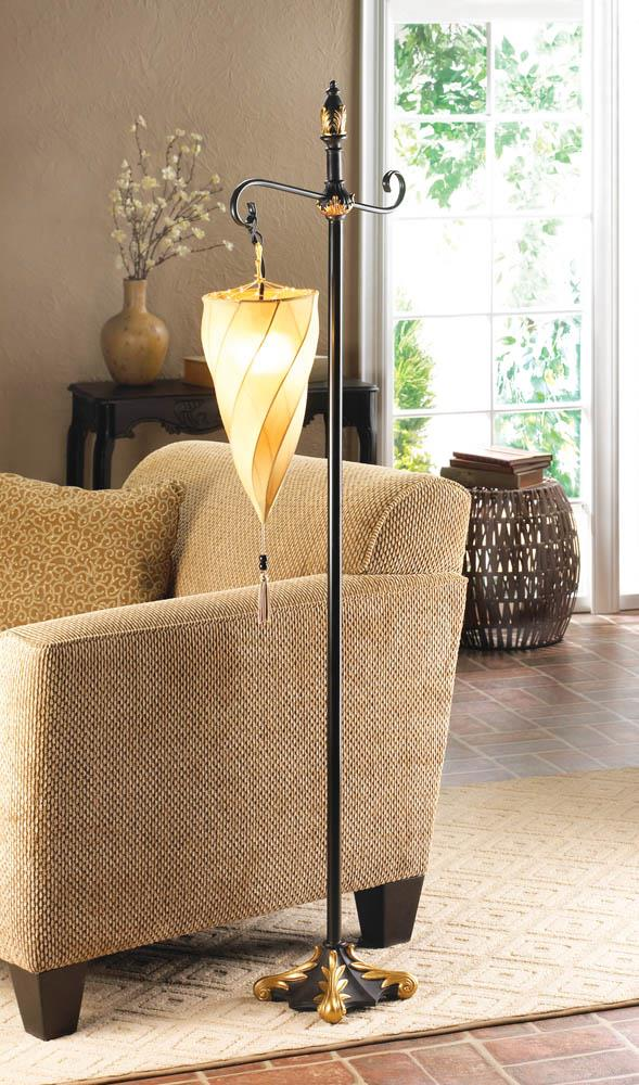 Hanging shade floor lamp wholesale at koehler home decor for Home decorations wholesale