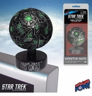 Star Trek Borg Sphere  Monitor Mate Bobble Ship