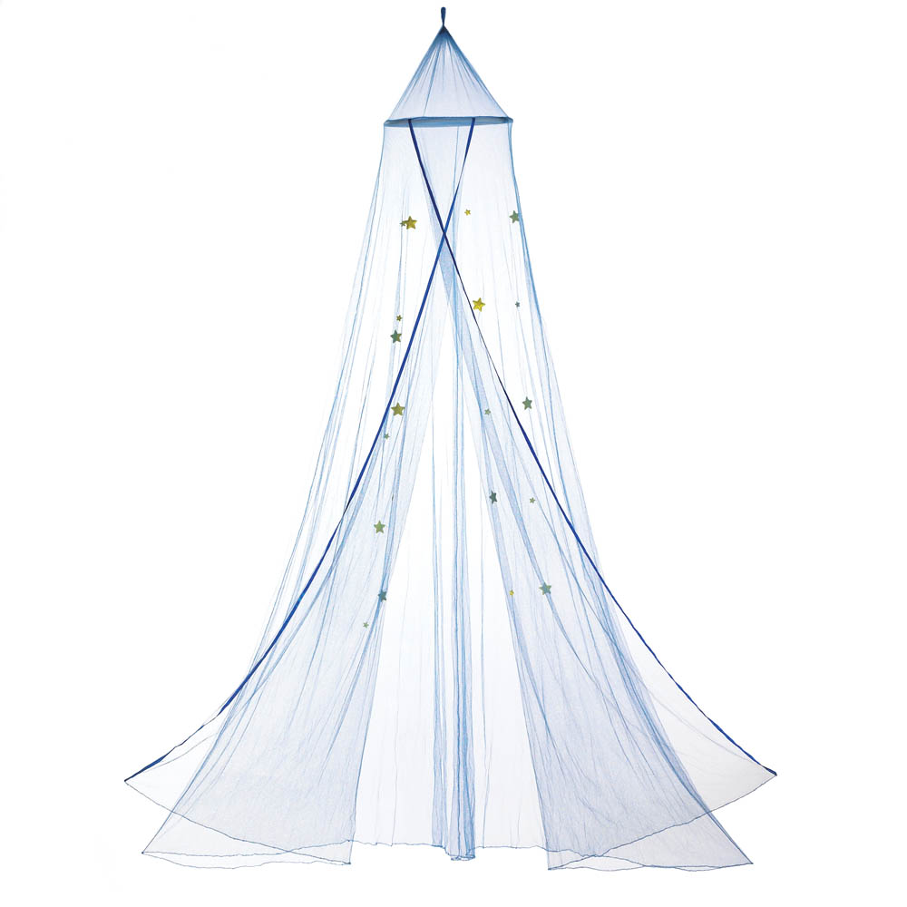Starry sky hanging bed canopy wholesale at koehler home decor for Hanging canopy over bed
