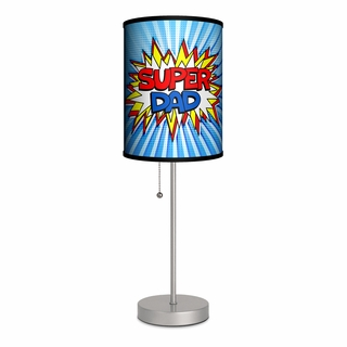 Super Dad Table Lamp