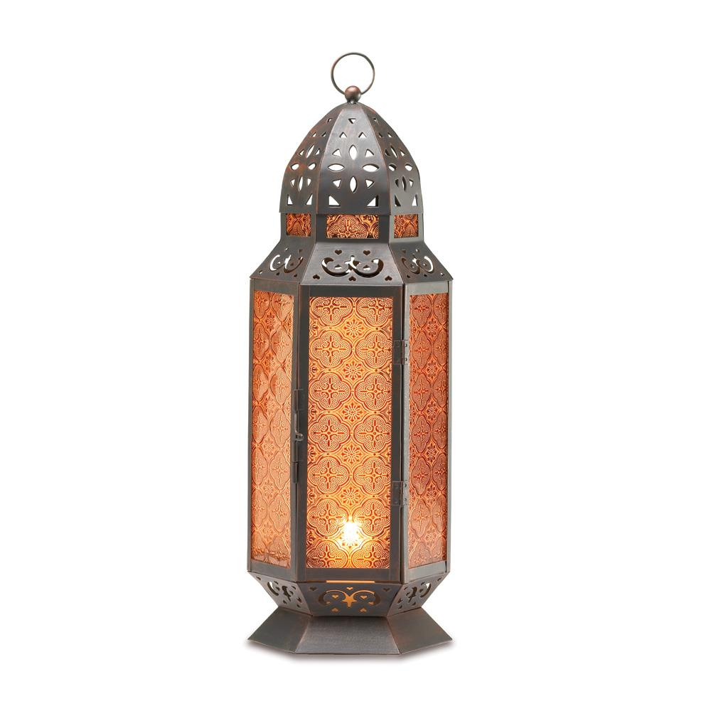 Tall Moroccan Candle Lantern Wholesale At Koehler Home Decor