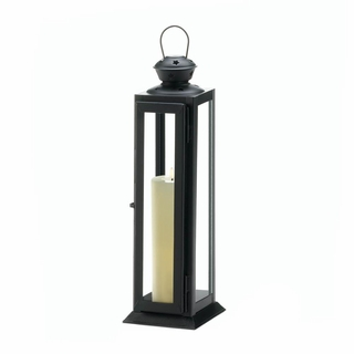 Tall Sleek & Lean Star Lantern