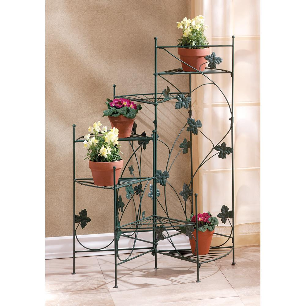Tiered plant stand wholesale at koehler home decor for Koehler home decor