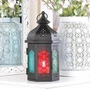Turret Moroccan Candle Lantern