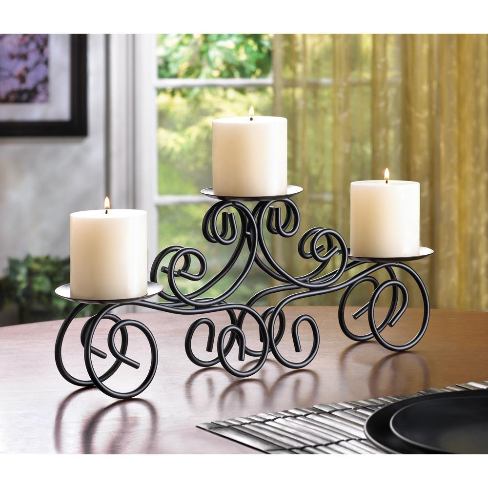 Tuscan candle centerpiece wholesale at koehler home decor for Koehler home decor