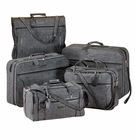 Tweed Luggage Set