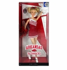 University of Arkansas Barbie