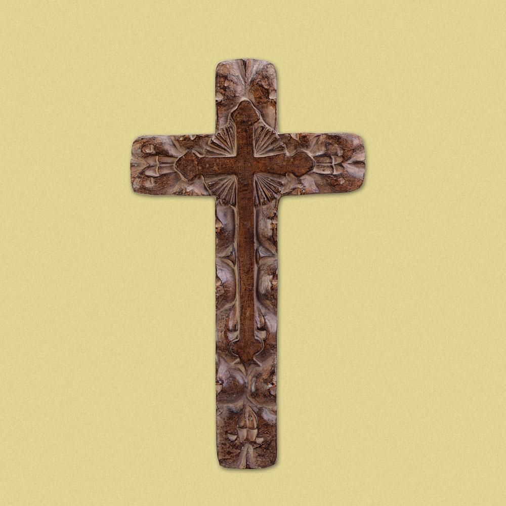 Rustic Wall Cross Wholesale At Koehler Home Decor