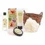 Warm Vanilla Sugar Spa Set