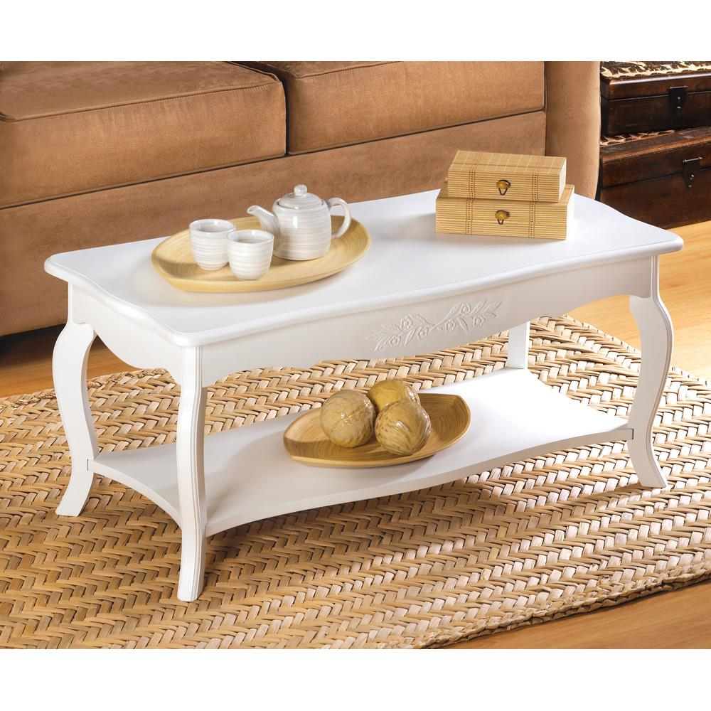 White coffee table wholesale at koehler home decor for White coffee table