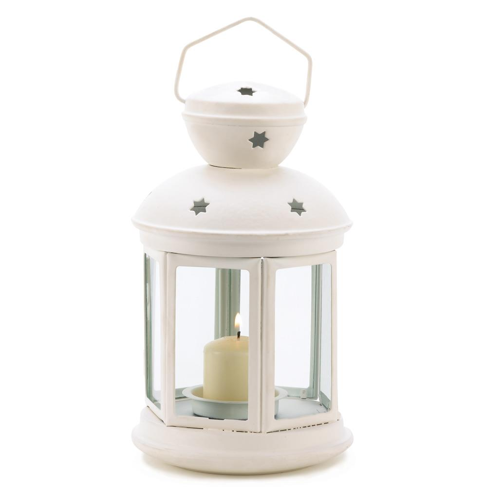 White Colonial Candle Lamp Wholesale At Koehler Home Decor