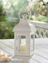 White Gable Lantern