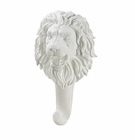 White Lion Wall Hook