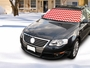 Winter Windshield Cover - Red