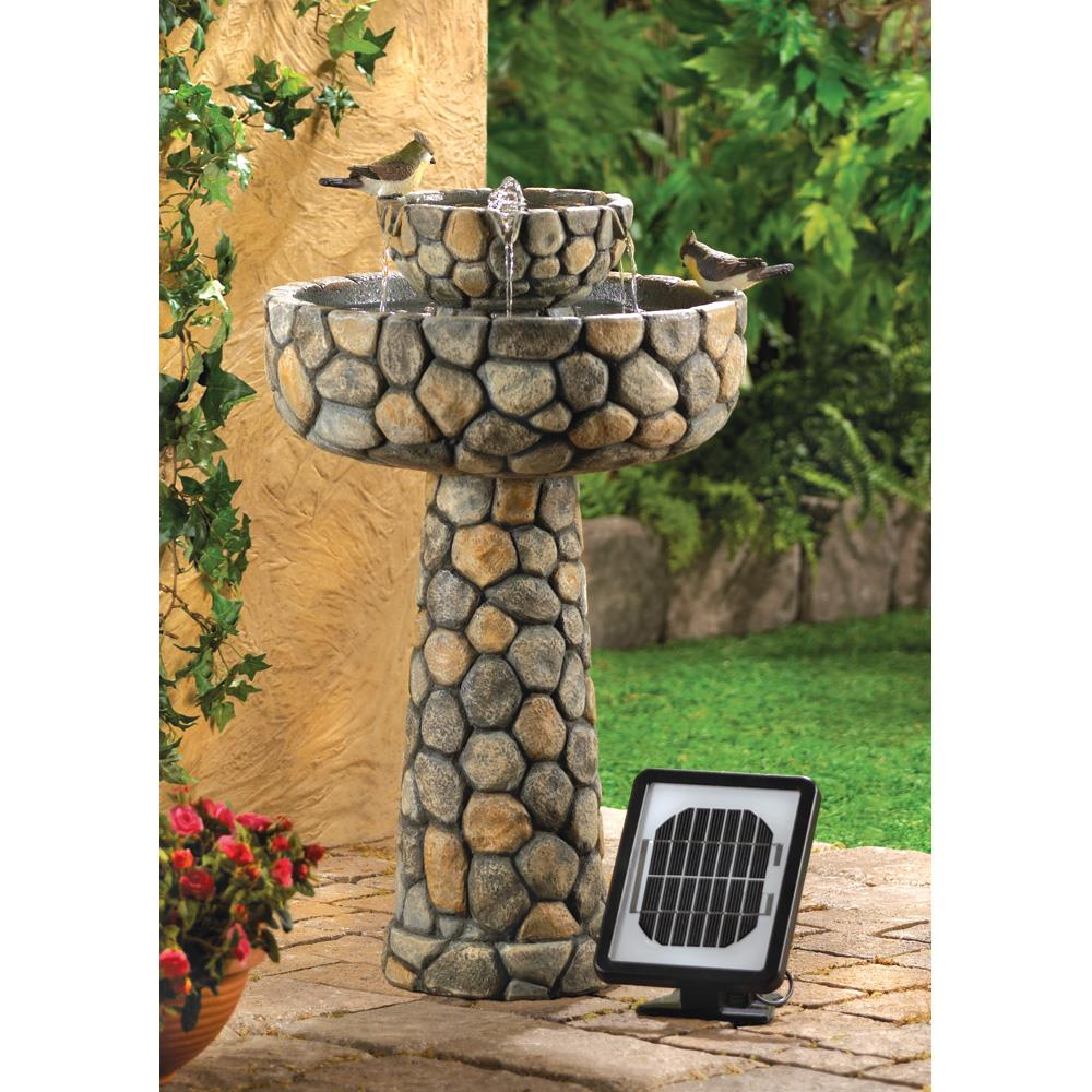 Wishing Well Solar Water Fountain Wholesale At Koehler