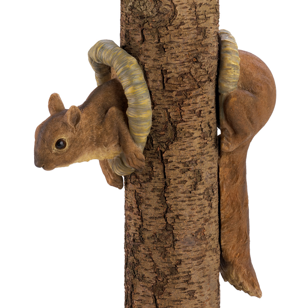 Woodland Squirrel Tree Decor ...