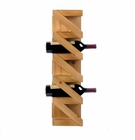 Zig Zag Wine Bottle Holder