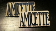 Amicette Acrylic Pin