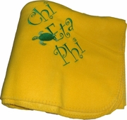 Chi Eta Phi Fleece Blanket