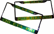 Chi Eta Phi Mirror License Frames