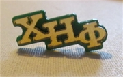 Chi Eta Phi Small Mirror Pin