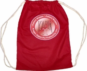 Future Greek Drawstring Bag