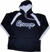 Greek Script Dri-Fit Hoodies