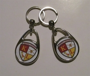 Kappa League Keychain
