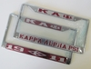 Kappa Mirror License Frame