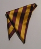 KL Striped Pocket Square
