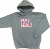 *NEW* Kappa League Stitched Letter Hoodie