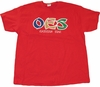 *NEW* OES Asian Tee