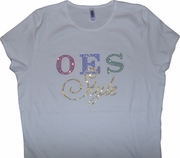 OES Style Bling Tee