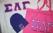 Sigma Lambda Gamma Items