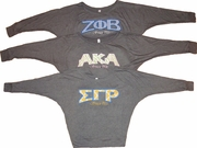 Sorority Arch Letter Shirts