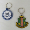 Sorority PVC Keychains