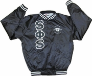 Swing Satin Jacket