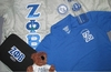 Zeta Phi Beta Items